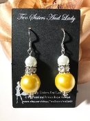Mustard Earrings, Cheap Gold Earrings, Yellow Earrings, Elegant Earrings, Pierced Earrings, Cheap Yellow Earrings, Bridesmaid Earrings, Fancy Earrings, Cheap Fancy Earrings, Statement Earrings